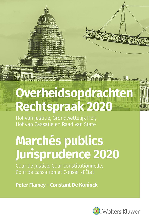 Overheidsopdrachten - Rechtspraak 2020